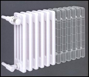 Стальные отопительные радиаторы purmo
