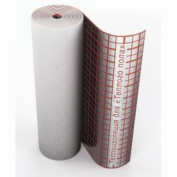 Теплоизоляция для теплого пола Энергофлекс